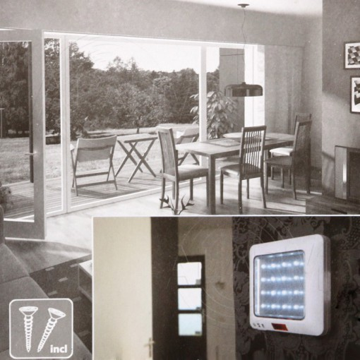 lampe mit fernbedienung 16 led 39 s angel zelt leuchte strahler wandlicht zeltlicht ebay. Black Bedroom Furniture Sets. Home Design Ideas
